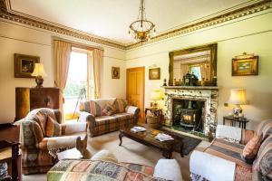 Moffat Mansion, Ferienhöfe  Beattock - big - 10