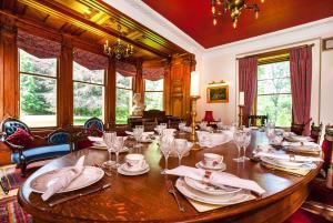 Moffat Mansion, Ferienhöfe  Beattock - big - 9