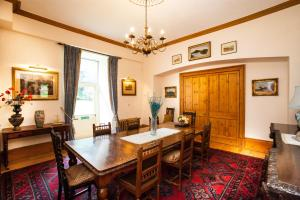 Moffat Mansion, Ferienhöfe  Beattock - big - 7