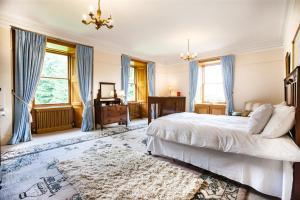 Moffat Mansion, Ferienhöfe  Beattock - big - 25
