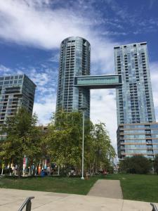 Apartment Iceboat Terrace, Appartamenti  Toronto - big - 29