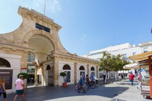 Casa C4R Alegría de Cádiz, Appartamenti  Cadice - big - 16