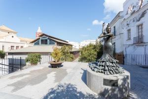 Casa C4R Alegría de Cádiz, Appartamenti  Cadice - big - 14