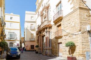 Casa C4R Alegría de Cádiz, Appartamenti  Cadice - big - 11