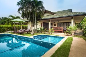 Idyllic Samui Resort, Rezorty  Choeng Mon Beach - big - 142