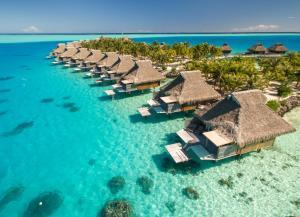 Conrad Bora Bora Nui, Üdülőközpontok  Bora Bora - big - 23