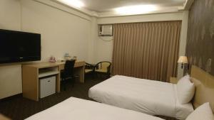 Dreamer Hotel, Hotels  Budai - big - 5