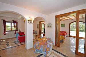 Villa Le Palme, Vily  Campo nell'Elba - big - 18