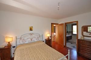 Villa Le Palme, Vily  Campo nell'Elba - big - 43