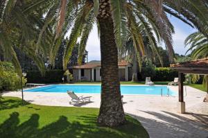 Villa Le Palme, Vily  Campo nell'Elba - big - 21