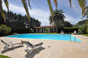 Villa Le Palme, Vily  Campo nell'Elba - big - 23