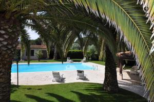 Villa Le Palme, Vily  Campo nell'Elba - big - 34