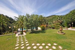 Villa Le Palme, Vily  Campo nell'Elba - big - 38