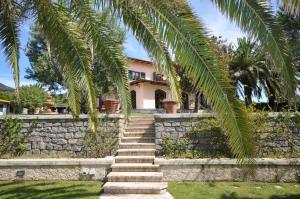 Villa Le Palme, Vily  Campo nell'Elba - big - 39