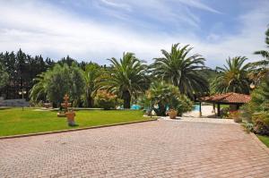 Villa Le Palme, Vily  Campo nell'Elba - big - 40