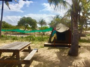 Mozambeat Motel, Hostels  Praia do Tofo - big - 13