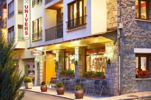 Hotel Univers, Hotels  Encamp - big - 25