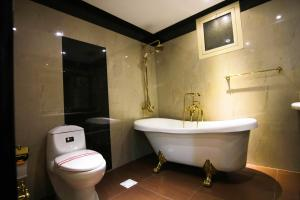 Rest Night Hotel Apartment, Apartmanhotelek  Rijád - big - 114