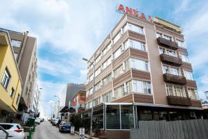 Anka Business Park, Szállodák  Isztambul - big - 49