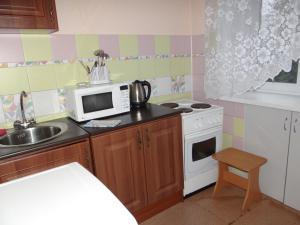 Aliance Apartment at Lenina 26, Ferienwohnungen  Krasnoyarsk - big - 2