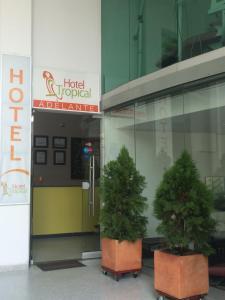 Hotel Tropical, Szállodák  Corozal - big - 16