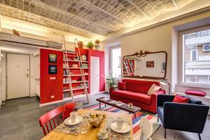 AwesHome - Colosseo Red Design - abcRoma.com