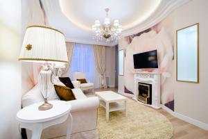 Vip-kvartira Leningradskaya 1A, Apartments  Minsk - big - 3