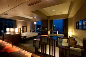 The Royal Park Hotel Tokyo Shiodome, Szállodák  Tokió - big - 17