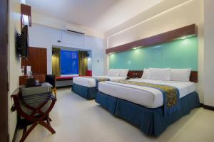 Microtel by Wyndham Mall of Asia, Hotely  Manila - big - 4
