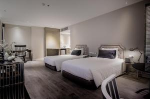 Executive Studio -Twin Bed