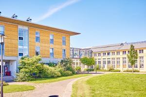 Bielefeld JBB Jugendgästehaus, Hostely  Bielefeld - big - 28