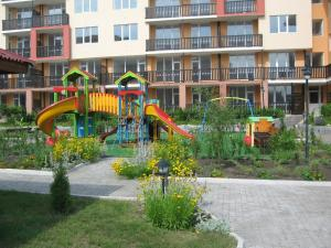Apartcomplex Chateau Aheloy, Apartmánové hotely  Aheloy - big - 84
