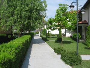 Apartcomplex Chateau Aheloy, Apartmánové hotely  Aheloy - big - 80