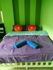 Green House Hostel, Hostelek  Bangkok - big - 2