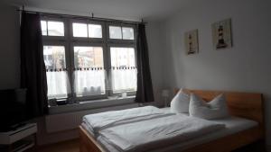 Hotel Schweriner Hof, Отели  Штральзунд - big - 8
