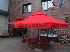Hotel-Restauracja Spichlerz, Hotel  Stargard - big - 89