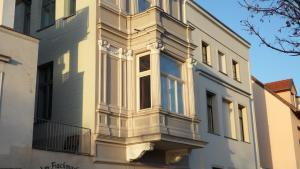 Hotel Schweriner Hof, Отели  Штральзунд - big - 6