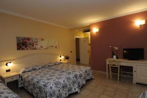 Hotel Sextum, Hotely  Bientina - big - 11