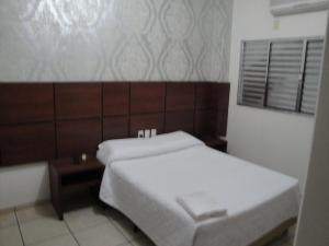 Residence Hotel, Hotely  Dourados - big - 2