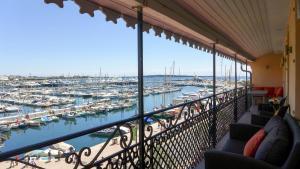 Résidence La Loggia, Apartmány  Cannes - big - 40