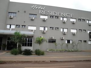 Residence Hotel, Hotely  Dourados - big - 16