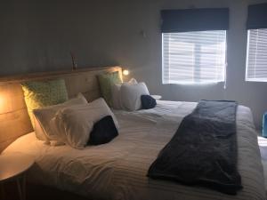 Tweepersoonskamer met 1 of 2 Bedden - Uitzicht op de Bergen
