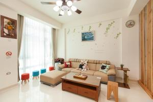 Four Seasons B&B, Priváty  Dongshan - big - 3