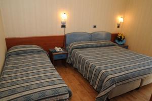 Hotel Victoria, Hotel  Rivisondoli - big - 7