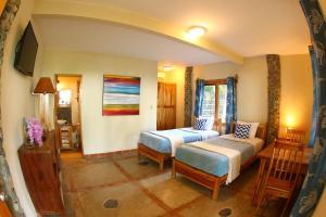 Hotel Playa Reina, Hotel  Llano de Mariato - big - 18