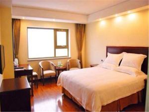 Izunco Inn Qingdao Xiangjiang Road, Отели  Huangdao - big - 8