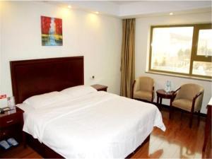 Izunco Inn Qingdao Xiangjiang Road, Отели  Huangdao - big - 3
