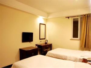 Izunco Inn Qingdao Xiangjiang Road, Отели  Huangdao - big - 4