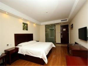Izunco Inn Qingdao Xiangjiang Road, Отели  Huangdao - big - 10
