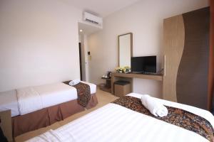 Jentra Dagen Hotel Malioboro, Hotel  Yogyakarta - big - 12